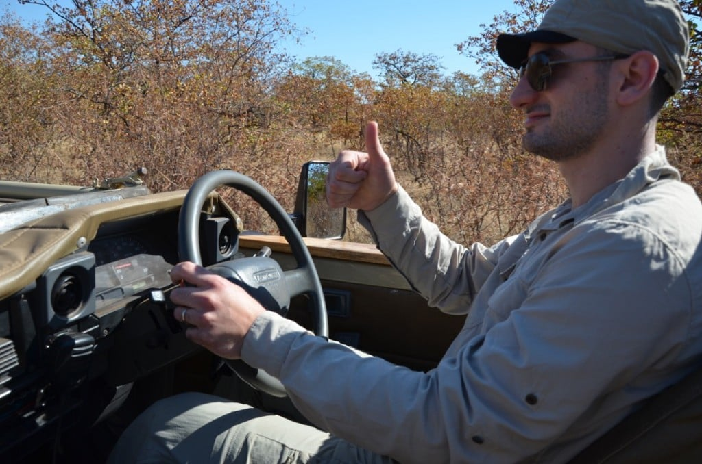 selfdrive safari